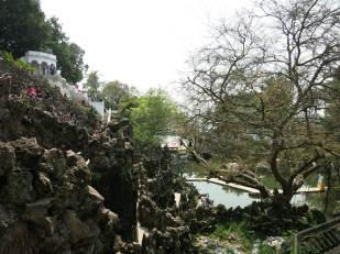 遠觀菽莊花園