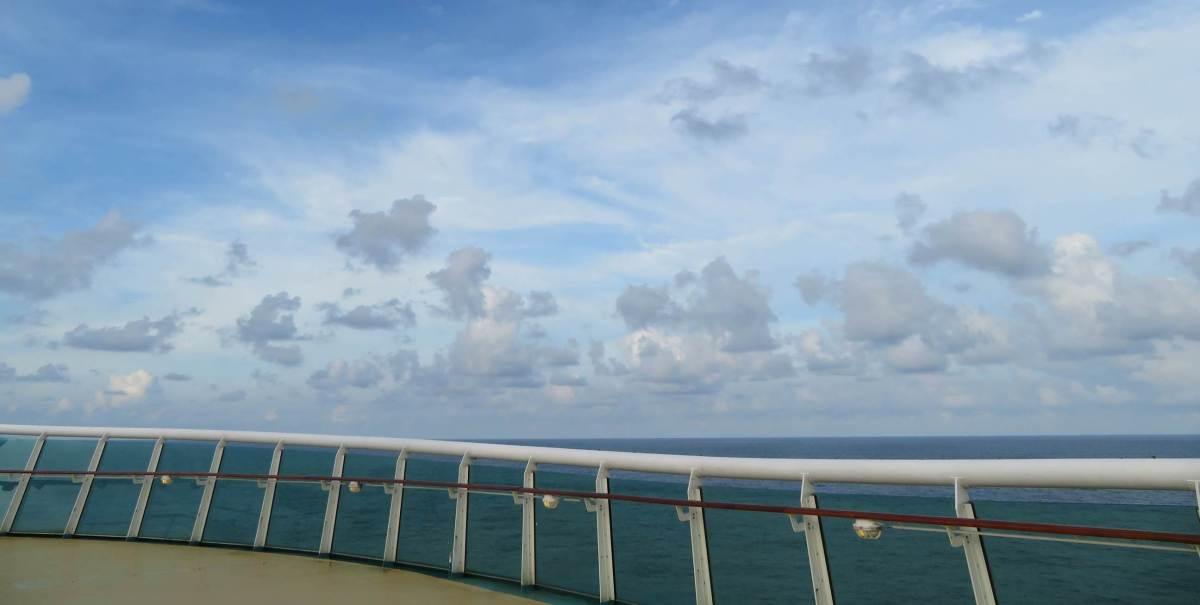 """郵輪海上體驗假期 DAY 2 """"海洋航行者號"""""""