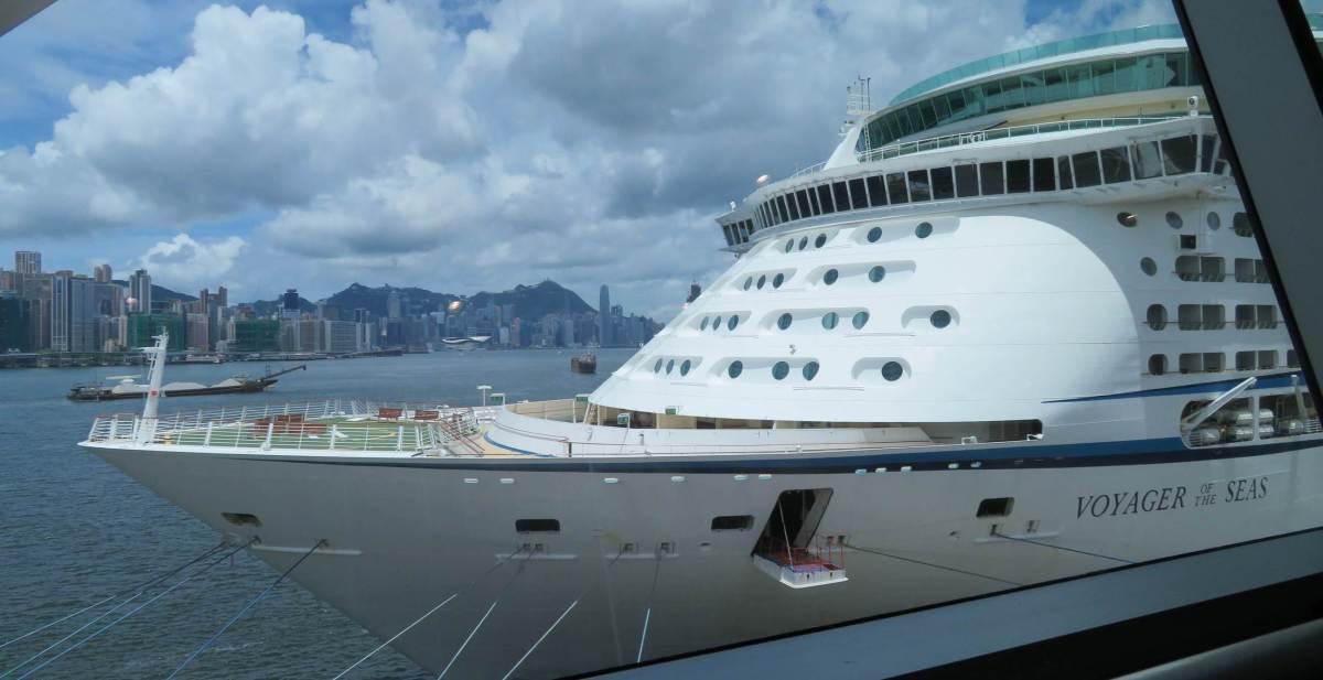 """郵輪海上體驗假期 DAY 1 """"海洋航行者號"""""""
