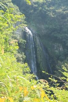 全港數一數二長的瀑布 (One of the longest waterfalls in Hong Kong)