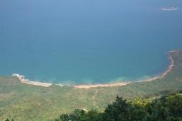 俯瞰千溪海岸