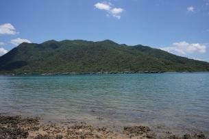 榕樹澳的漁排